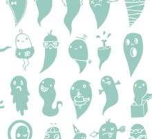 All the Ghosts Sticker