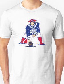New England Patriot Old Unisex T-Shirt