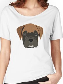 Boxer Love Women's Relaxed Fit T-Shirt