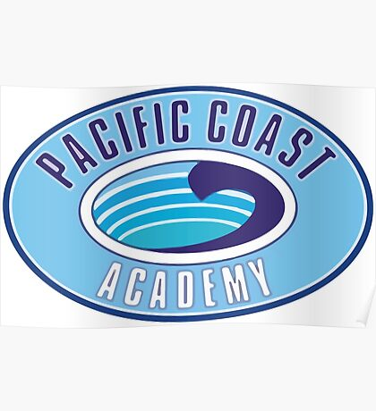 PCA Pacific Coast Academy Zoey 101 Poster