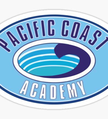 PCA Pacific Coast Academy Zoey 101 Sticker