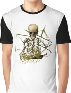 Captured By Davey Jones Graphic T-Shirt