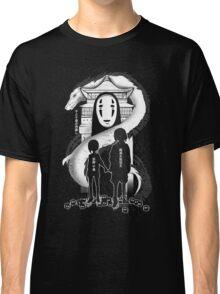 Spirited Noir  Classic T-Shirt