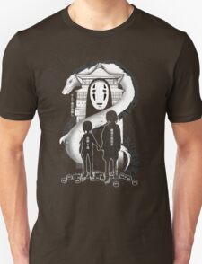 Spirited Noir  Unisex T-Shirt