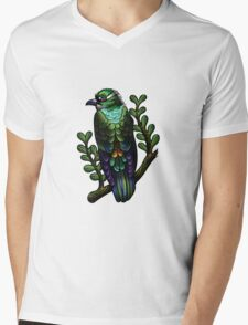 Diderik Cuckoo Mens V-Neck T-Shirt