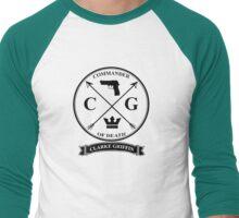 Clarke Griffin Varsity Logo Men's Baseball ¾ T-Shirt