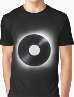 Vinyl Eclipse Graphic T-Shirt