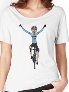 Wout Van Aert Women's Relaxed Fit T-Shirt