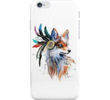 Fox1 iPhone Case/Skin
