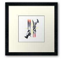 League weapons- Lucian Framed Print