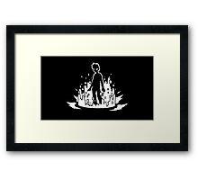 Corewar Epitech Framed Print