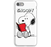 Snoopy Happy iPhone Case/Skin
