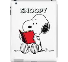 Snoopy Happy iPad Case/Skin