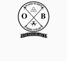 Octavia Blake Varsity Logo Unisex T-Shirt