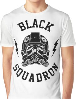 Squadron Graphic T-Shirt