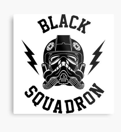 Squadron Metal Print