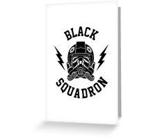 Squadron Greeting Card
