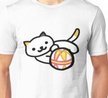Neko atsume - Playful Cat Unisex T-Shirt