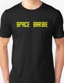 Space Barbie Unisex T-Shirt