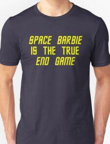 Space Barbie v2 Unisex T-Shirt