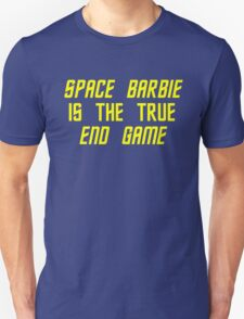 Space Barbie v2 T-Shirt