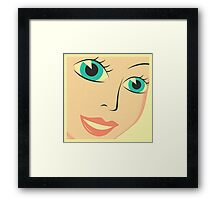 SURREALISTIC EXPECTATIONS Framed Print