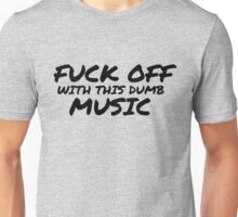 Punk Rock Music Unisex T-Shirt