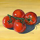 Tomato Network by bernzweig