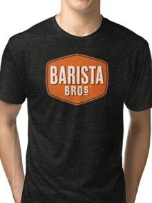 Barista Coffee Tri-blend T-Shirt