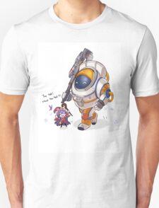 Nauti&Lulu Unisex T-Shirt