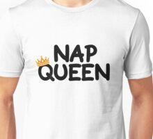 Nap Queen Orange Unisex T-Shirt