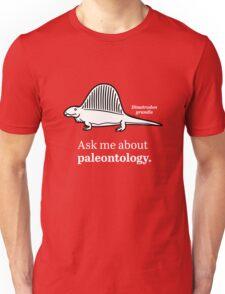Ask Me About Paleontology T-Shirt