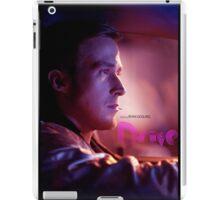 Drive Movie Poster iPad Case/Skin