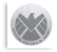 S.H.I.E.L.D. Badge Canvas Print