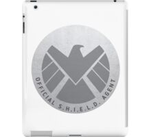 S.H.I.E.L.D. Badge iPad Case/Skin