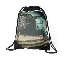 Bleach Huts Drawstring Bag