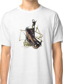 Captain Squid At Sea Classic T-Shirt
