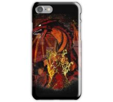 The Dragon Slayer Story iPhone Case/Skin