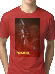 Paris, Texas Movie Poster Tri-blend T-Shirt