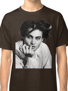 Johnny Depp Classic T-Shirt