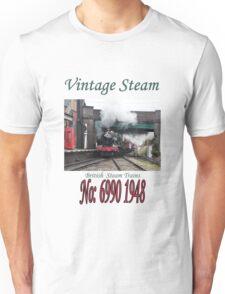Vintage Steam Railway Train number 6990  Unisex T-Shirt