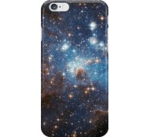 LH 95 stellar nursery in the Large Magellanic Cloud iPhone Case/Skin