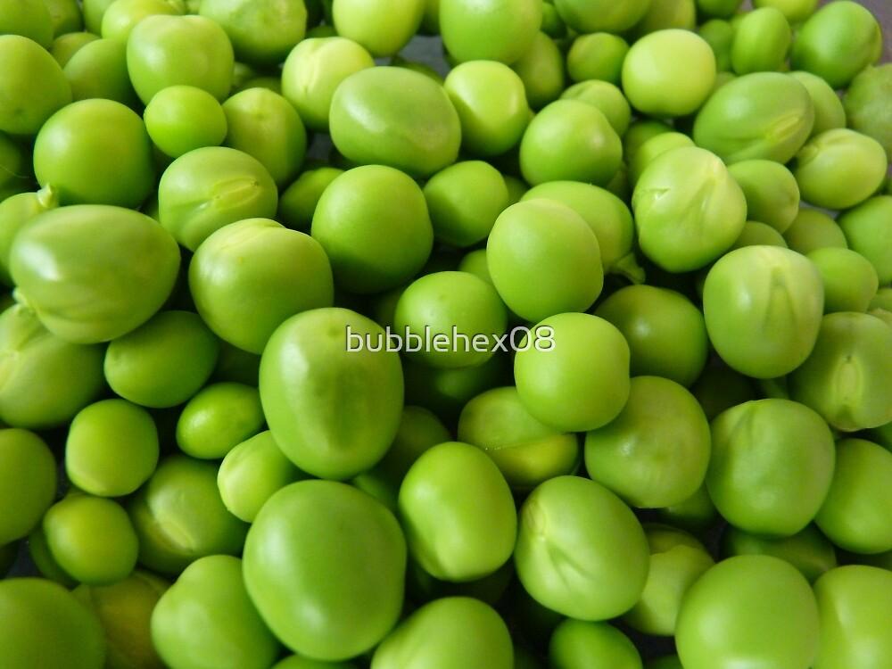 Peas peas peas by bubblehex08
