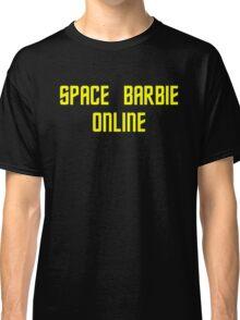 Space Barbie Online Classic T-Shirt