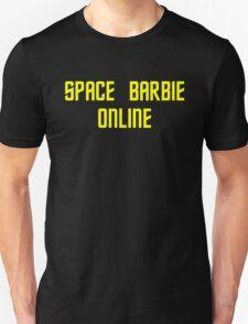 Space Barbie Online Unisex T-Shirt