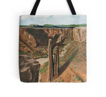 Spider Rock Arizona USA Tote Bag
