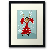 Gypsy Dancer 3 Framed Print