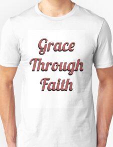 Grace Through Faith T-Shirt