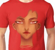 Red Eyes Unisex T-Shirt