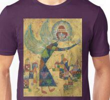 angel blessed city Unisex T-Shirt